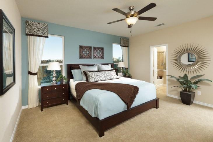Как подобрать цвет стен в спальню. Советы и тенденции