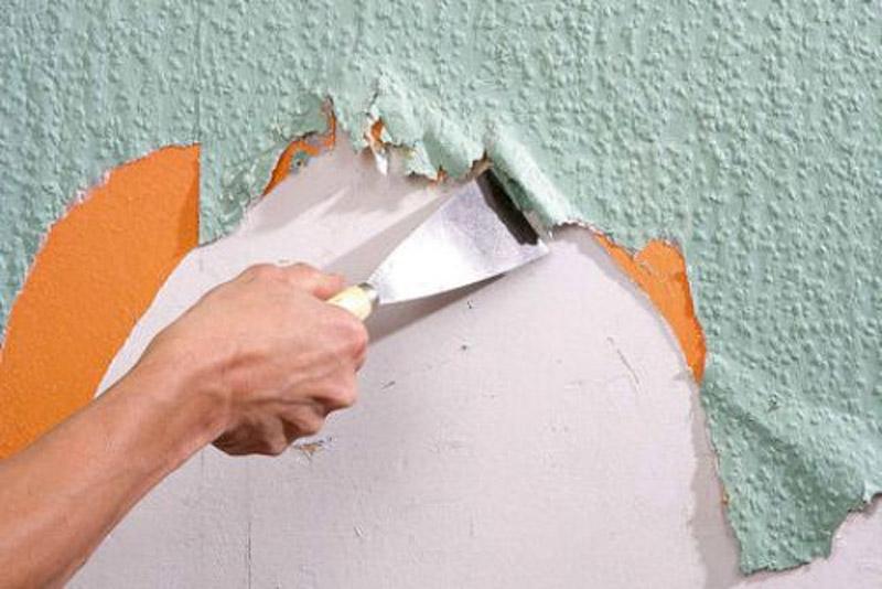 Как подготовить стены к ремонту