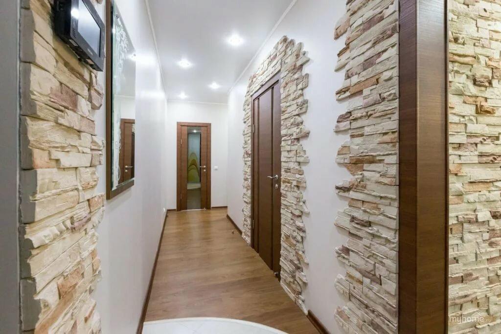 Каким материалом сделать облицовку стен в прихожей