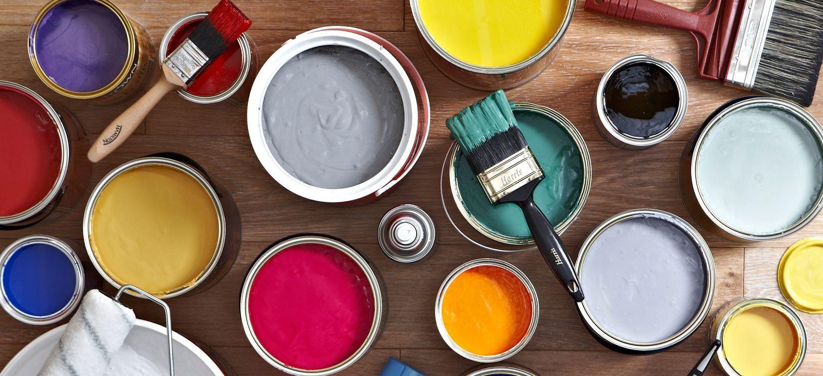 Как подобрать краску