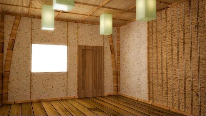 Бамбуковые обои: достоинства и недостатки как приклеить своими руками