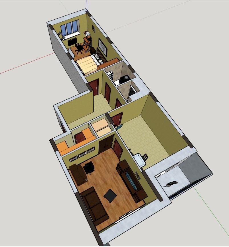 Перепланировка квартир: нюансы и альтернативы
