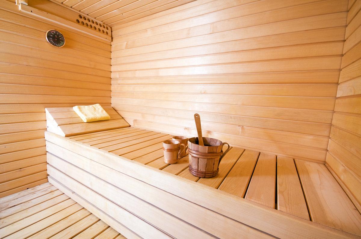 Отделка и защита бани
