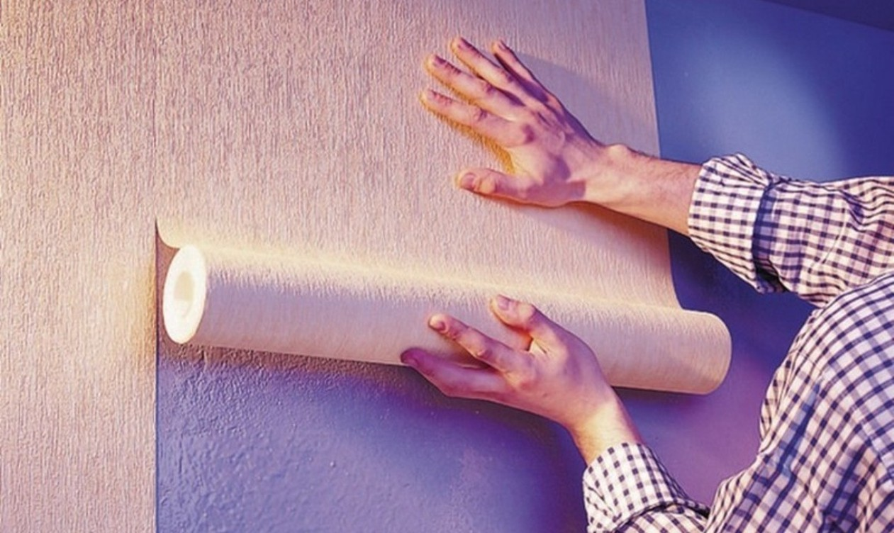 Как переклеить обои своими руками