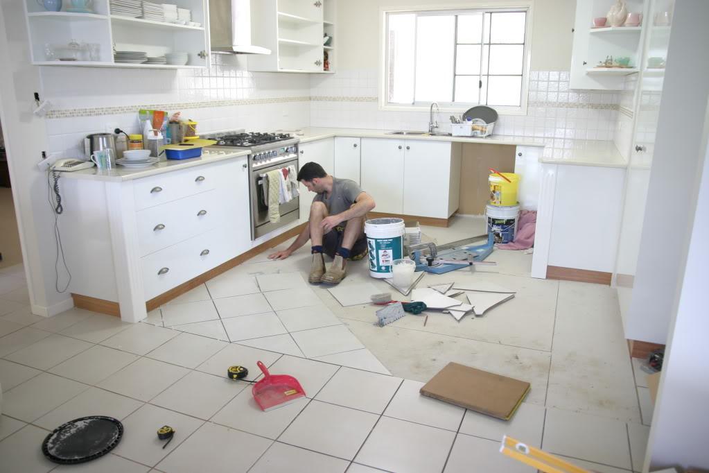 С чего следует начинать ремонт кухни