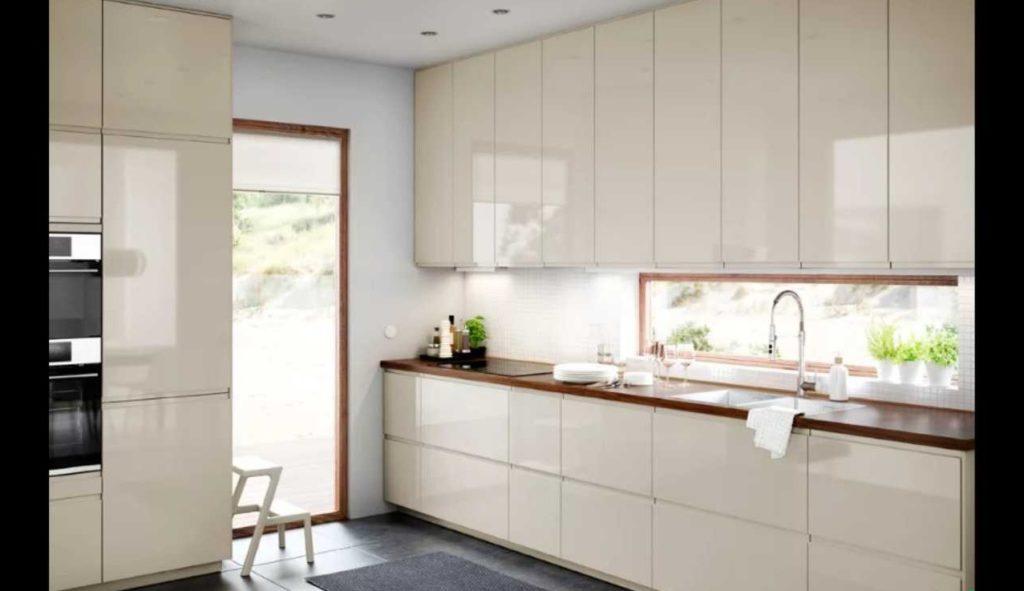 кухонные шкафы до потолка