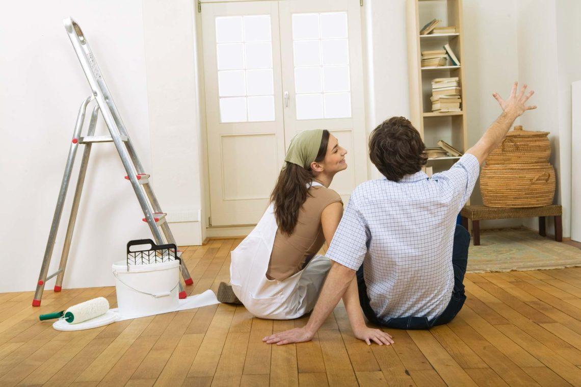 С чего начать ремонт квартиры и дома